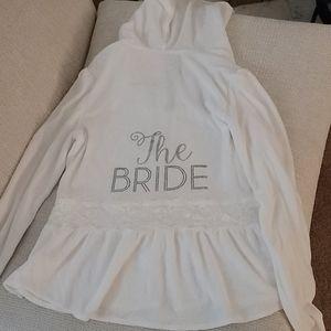 Betsey Johnson Bride Sweater